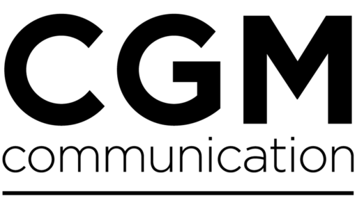 Logo CGM communication